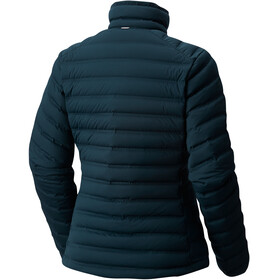 Mountain Hardwear W´s StretchDown Jacket Blue Spruce